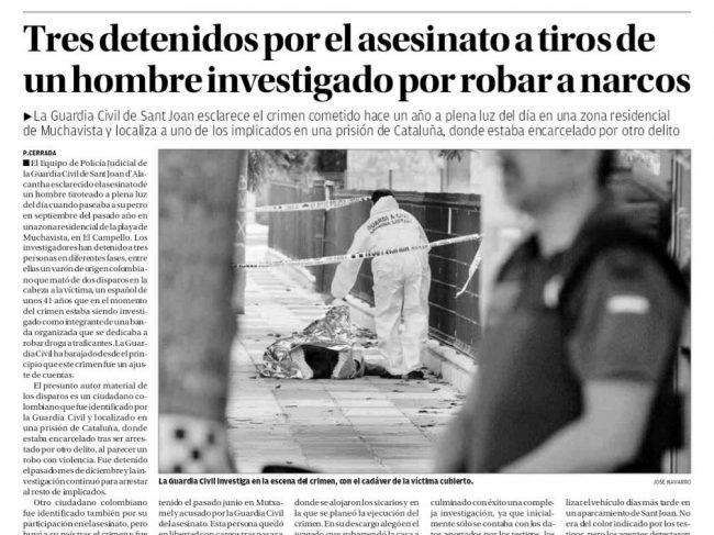 Trei Arestați Pentru Uciderea prin Impușcare a unui Bărbat Cercetat pentru Jefuirea Traficanților de Droguri